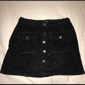 Zara Girls corduroy skirt
